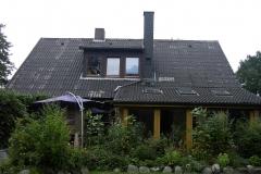 Dachsanierung vorher