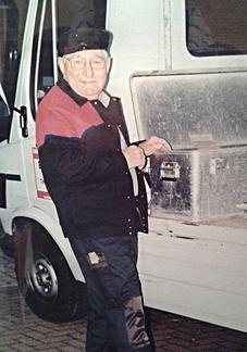 Firmengründer Erich Jekat